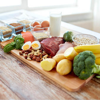 Nutrientes Séniores