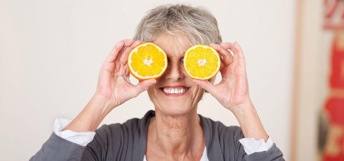 Nutrição no Envelhecimento